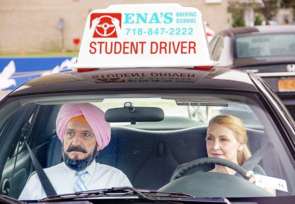 Ben Kingsley y Patricia Clarkson protagonizan 'Learning to drive'