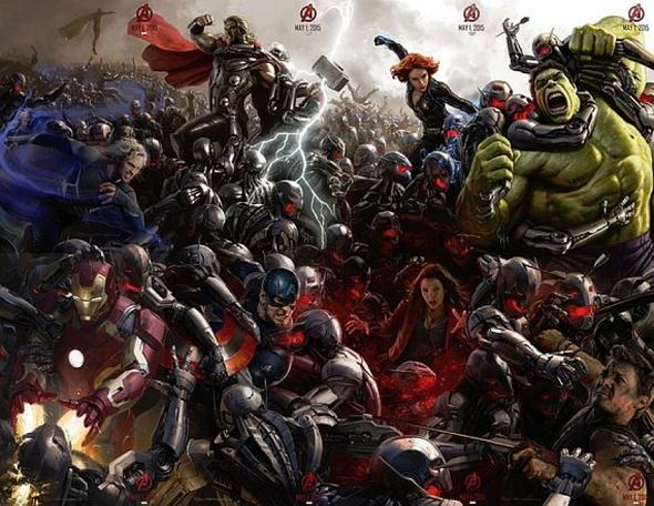 Los-Vengadores-La-era-de-Ultrón