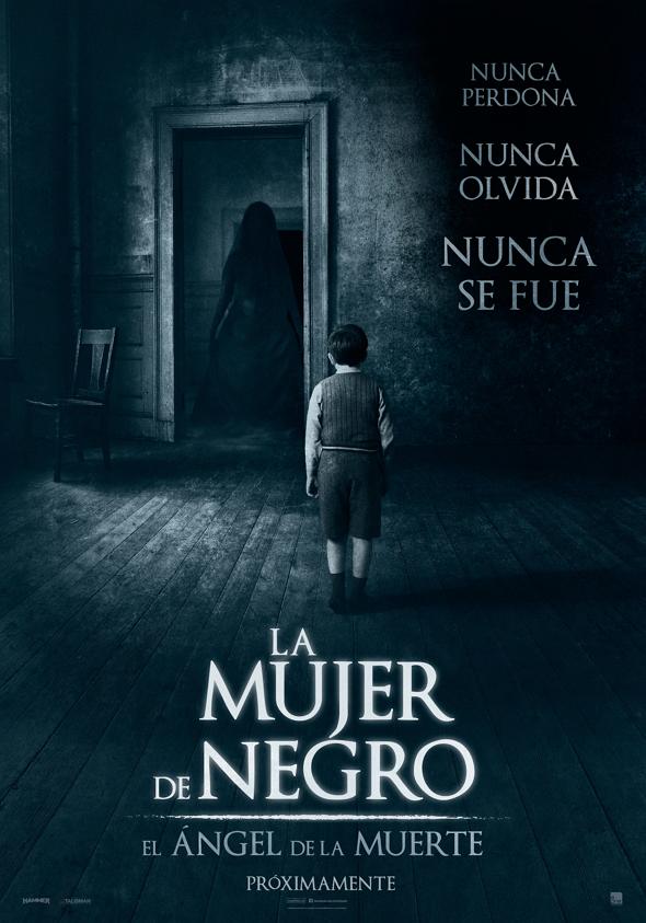 'La mujer de negro: el ángel de la muerte (The Woman in black: Angel of Death)'
