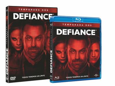 Defiance', en DVD y Bluray desde el 7 de noviembre