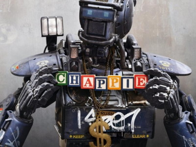 Primer póster de 'Chappie', lo nuevo de Neill Blomkamp
