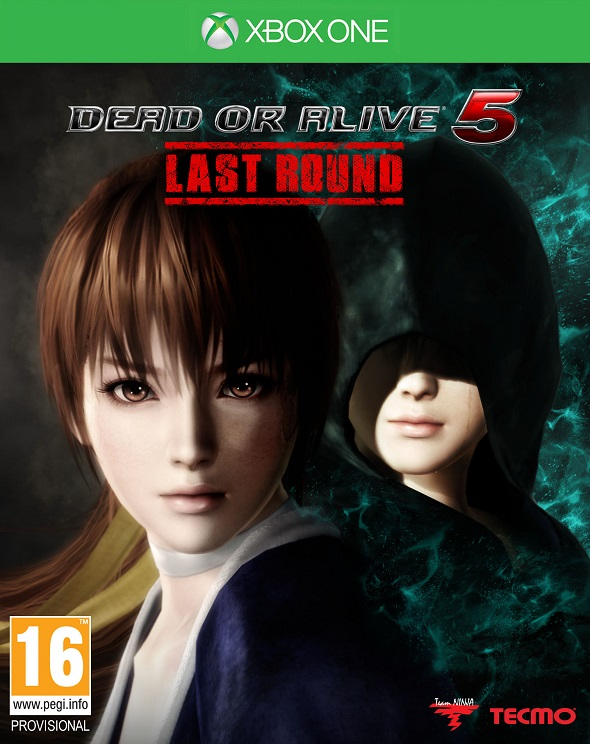 Dead or Alive 5. Carátula XboxOne