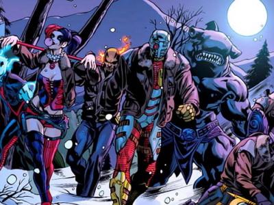 Los miembros de El Escuadrón Suicida (The Suicide Squad)