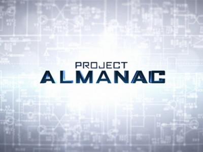 Logo promocional de la película Project Almanac