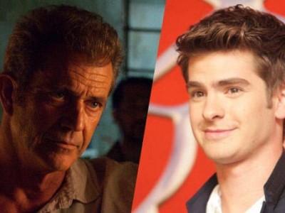 Mel Gibson podría dirigir a Andrew Garfield en 'Hacksaw ridge'