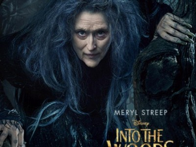 Meryl Streep interpreta a la bruja en 'Into the woods'