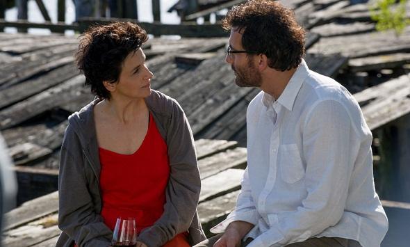 Juliette Binoche y Clive Owen en 'Lecciones de amor'