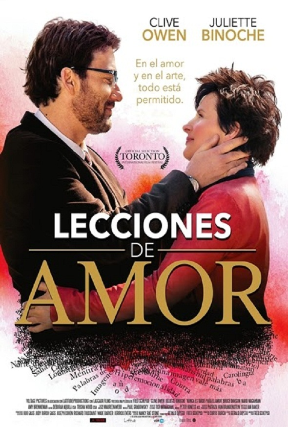 Póster en español del film
