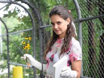 Katie Holmes protagoniza el film