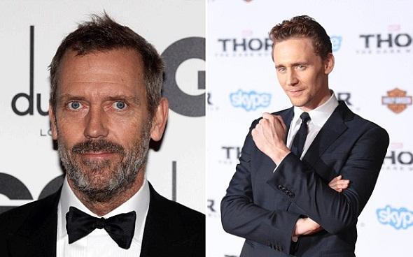 Hugh Laurie y Tom Hiddlestone protagonizarán 'The night manager'