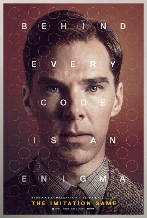 Póster de 'The Imitation Game (Descifrando Enigma)'
