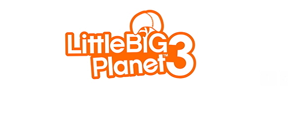 Logo del juego Little Big Planet 3