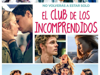 Cartel de 'El club de los incomprendidos'