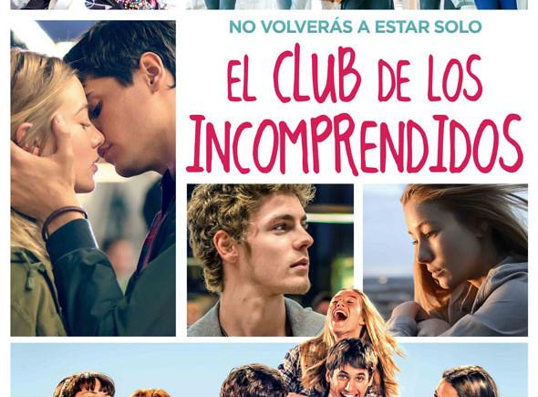 Cartel de 'El club de los incomprendidos'