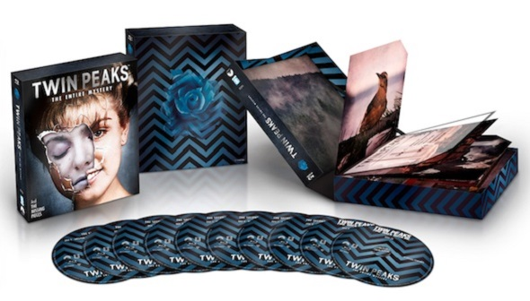Twin Peaks El Misterio Completo