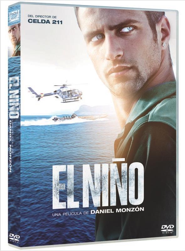 'El Niño' en DVD.