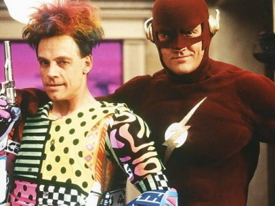 Mark Hamill como Trickster en la primera serie de 'The Flash'