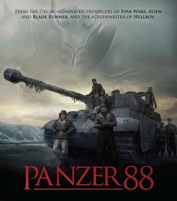 Teaser poster de Panzer 88