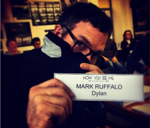 Mark Ruffalo anuncia en Instagram el título de la secuela
