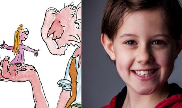Ruby Barnhill protagonizará 'El gran gigante bonachón'