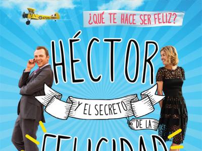 Póster de 'Héctor y el secreto de la felicidad'