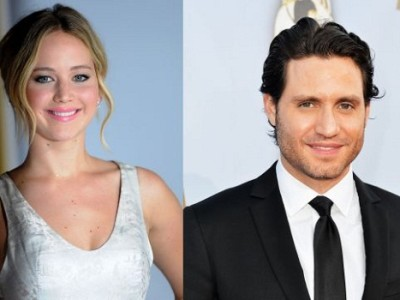 Jennifer Lawrence y Edgar Ramírez serán matrimonio en 'Joy'