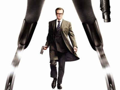 Colin Firth protagoniza el póster de 'Kingsman: Servicio Secreto'