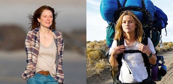 Julianne Moore y Reese Witherspoon, firmes candidatas al premio