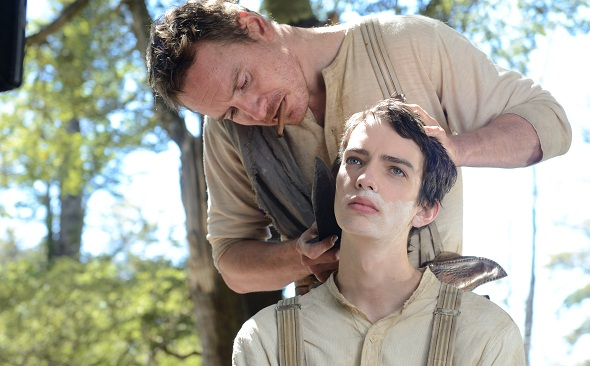 Michael Fassbender protagoniza 'Slow west'