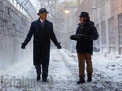 Tom Hanks rueda bajo las órdenes de Steven Spielberg en esta nueva película