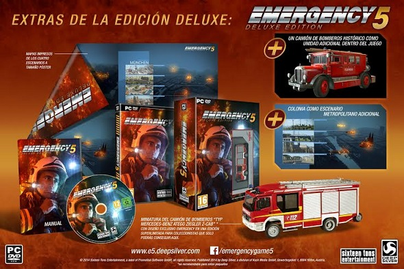 Emergency 5 para PC