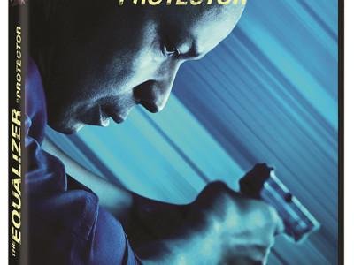 Carátula del DVD de The Equalizer (el Protector)