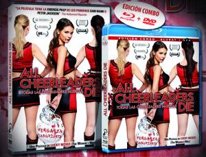 Carátula de 'All Cheerleaders Die'