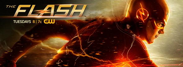 Imagen promocional de la serie The Flash