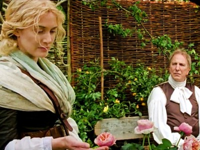 Kate Winslet y Alan Rickman en 'A little chaos'