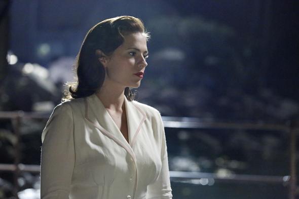 Hayley Atwell, protagonista de la serie 'Agente Carter'
