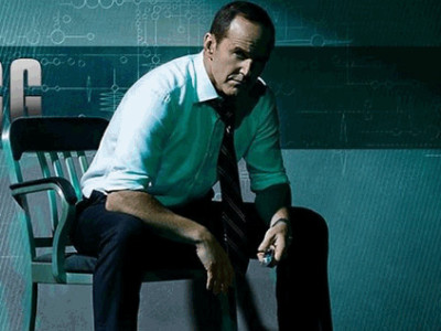 Clark Gregg protagoniza la serie Agentes-de-SHIELD