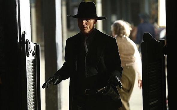 Primera imagen de Ed Harris en Westworld, la serie