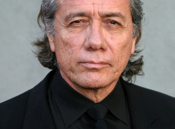 Una imagen del actor Edward James Olmos