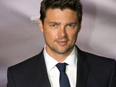 El actor Karl Urban