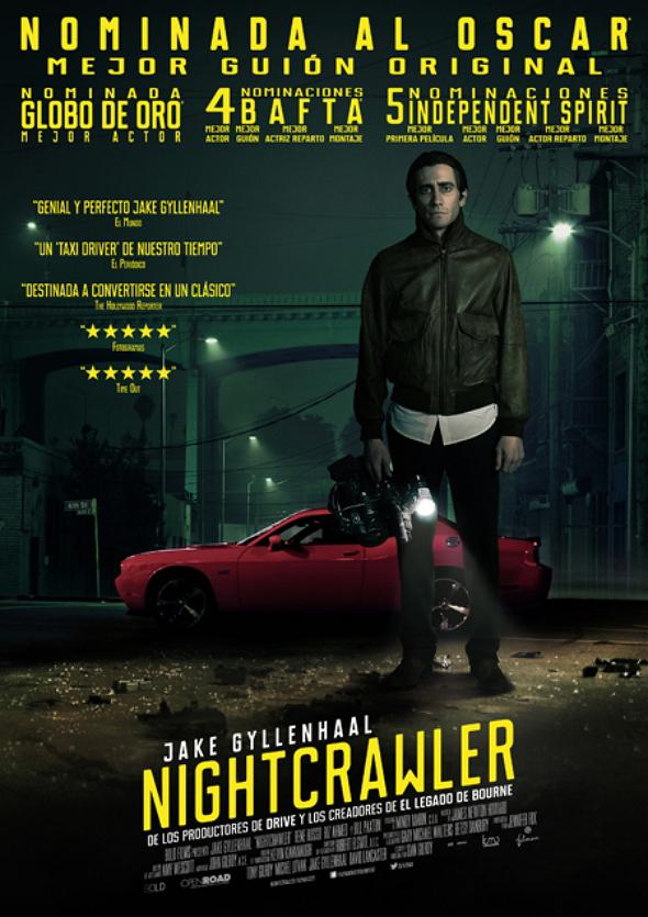 Póster de la película Nightcrawler