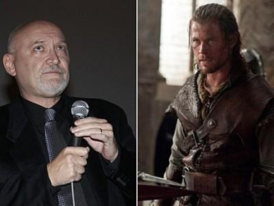 Frank Darabont abandona la secuela de 'Blancanieves' que protagonizará Chris Hemsworth