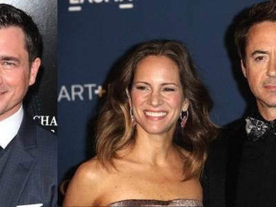 El matrimonio Downey y el director Tate Taylor se unen para este proyecto.