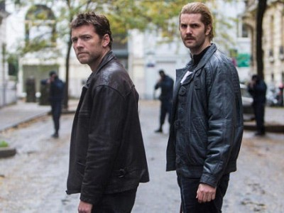 Sam Worthington y Jim Sturgess en 'Kidnapping Mr. Heineken'