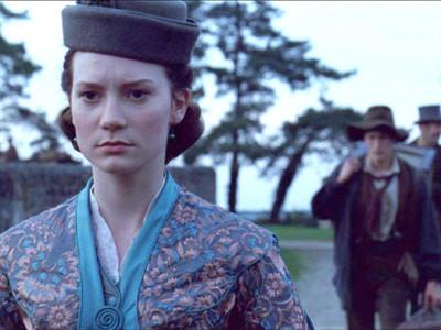 Una imagen de 'Madame Bovary', con Mia Wasikowska
