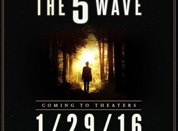Póster promocional de The 5th Wave