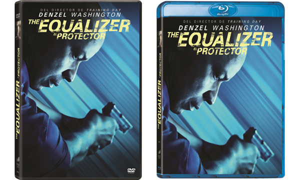 'The Equalizer' en DVD y Bluray
