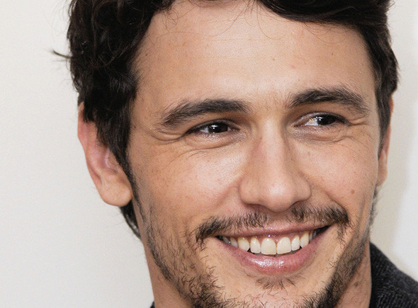 Una imagen del actor James Franco