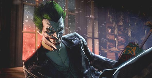 Una imagen del icónico villano Joker