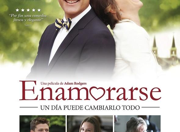 Póster de la comedia romántica 'Enamorarse'